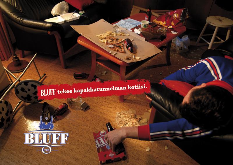 BLUFF_Tapio Matilainen
