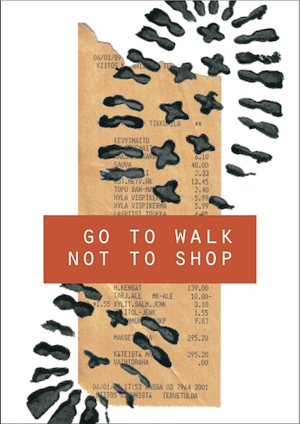2012 11 Go to walk, not to shop
